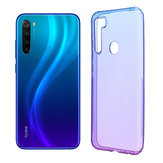 Bakeey Gradient Color Shockproof Soft TPU Protective Case for Xiaomi Redm Note 8