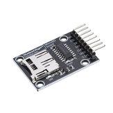 2GB Micro SD بطاقة Module Uno Mega Leonardo Nano ProMini 8bit Microcntrollers RobotDyn for Arduino - المنتجات التي تعمل مع لوحات Arduino الرسمية