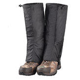 Oxford Cloth Waterproof Shoe Covers Outdoor Climbing Gaiters Snow Warm Legging Protector