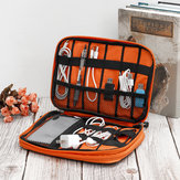 Waterproof Digital Accessories Storage Bag USB Data Cable Earphone Wire Flash Drive Pen Power Bank Travel Storage Bag