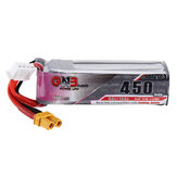 Gaoneng GNB 11.4V 450mAh 80C 3S Lipo البطارية XT30 Plug for RC Racing Drone