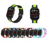 20mm Waves Shape Watch Banda Substituição da pulseira de relógio para Amazfit GTS Smart Watch