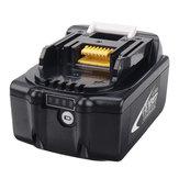 ترقية LED MAK-18B-Li 18V Li-Ion 3.0Ah-6.0Ah البطارية استبدال القوة Tool البطارية for Makita BL1830 BL1840 BL1850 BL1860 Makita 18V Tools