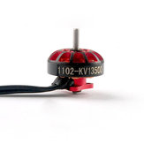 Eachine Novice-I 75mm FPV Racing Drone Spare Part NC1102 1102 13500KV 1-2S Brushless Motor