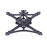 Skystars Piper 105 105mm Wheelbase Kit de palito de 2,5 polegadas para RC Drone FPV Racing