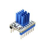 8 stücke TMC2209 Schrittmotortreiber Super Still Stepsticks Mute Treiberplatine 256 Mikroschritte Für Sidewinder 3D Drucker