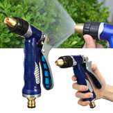 High Pressure Washer Hose Pipe Metal Nozzle Water Sprayer Garden Lawn Tool