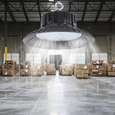 60/100/150/200W UFO LED Flood Light High Bay 6000K Warehouse Industrial Lighting