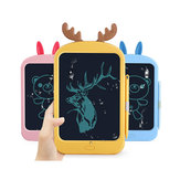 8.8-inch LCD Writing Tablet Rabbit Ears/Deer Ears Shape Digital Drawing Board Electronic Handwriting Pad Message Graphics Board Toys Gifts for Childrens Kids