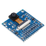 2 Megapixel OV2640 Camera Module with Adapter Board STM32 /C51 Driver