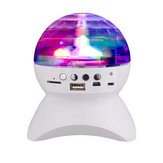 Wireless bluetooth Disco Ball Party Music Speaker LED Light Show for iPhone Huawei