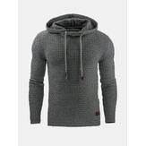 Warm Jacquard Sweater Hoodies Casual Hoodies Sweatshirts