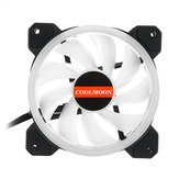 B26065 120*120*25mm 5V Light Low Noise Computer RGB CPU Cooling Fan for PC