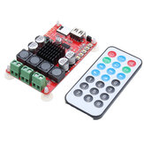 100W bluetooth Audio Receiver Amplifier Board TPA3116 Chip Support FM USB TF Card with Remote