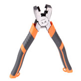 MYTEC Pliers High-carbon Steel Diagonal Pliers Electronic Cutting Pliers with Rubber Handle Pliers Tool