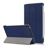 Tri Fold Stand Case Cover For 10.8 Inch HUAWEI MatePad Pro Tablet