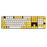 Serka Thermal Sublimation Cherry Switch PBT Large Set of Keycap for Mechanical Keyboard
