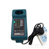 7.2-18V DC1804 Intelligent Battery Charger For Makita DC18RD Li-ion Fast Rapid Charging