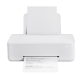 XIAOMI Inkjet Thermal Foam Printer Remote Control Printing 4800x1200dpi Wireless WiFi bluetooth Connection for Wins 7/8/8.1/10 Mac OS 10.6.8