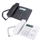 KX-T7001 Desktop Corded LCD Telephone Business Office Home Fixed Phone Landline Telephone