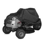 Couverture de meubles de moto de tondeuse à gazon de tracteur de 210D ATV protection UV imperméable de pluie