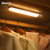 Baseus Human Body Induction Cabinet Light USB Rechargable Bedside Lamp LED Night Light