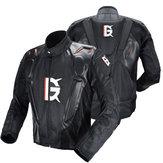 GHOST RACING ™ Motorjas PU-leer Racing Body Armor Bescherming Moto Motocross Off-road kleding Bescherming Uitrusting