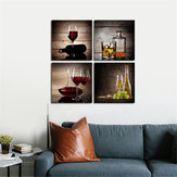 Modern Framed Paintings Abstract Pictures Canvas Art Oil Print Painting Wall Home Decor