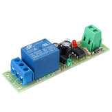 10pcs JK-02 5V 0-200S Power-on On Delay Automatically Disconnects Timer Relay Module NE555