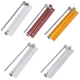Automatic Door Self-Closing Hinges Home Concealed Doors Hinge Buffer Door Closer