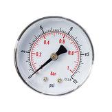 TS-Y50Z4-15/30/60/100/160/300psi 52mm Dial 1/4 BSPT Pressure Gauge