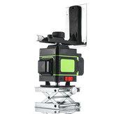 16 Linhas Laser Dispositivos de Medição de NívelLinha de 360 Graus Rotativa Horizontal e Vertical Cruz Laser Nível
