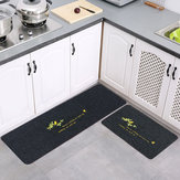 Karpet Tahan Air Non Slip Pintu Lantai Karpet Karpet Keset Kamar Mandi Dapur Rumah