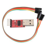 5 stks CTS DTR USB Adapter Pro Mini Download kabel USB naar RS232 TTL Seriële poorten CH340 Vervangen FT232 CP2102 PL2303 UART TB196