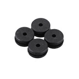 4PCS OMPHOBBY M2 EXP/V1/V2 RC Helicopter Parts Canopy Rubber Nut Washer