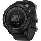 NORTH EDGE Apache2 Altimeter Barometer Compass Digital Watch