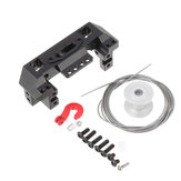 1/10 RC Crawler Multifunctional Servo Front Winch Bracket For SCX10 RC Car Parts