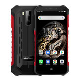 Ulefone Armor X5 5,5 cala NFC IP68 IP69K Wodoodporny 3 GB 32GB 5000 mAh MT6762 Octa core 4G Smartphone