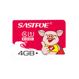SASTFOE Year of the Pig Limited Edition U1 4GB TF Memory بطاقة