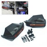 7/8 Pollici 22mm Protezioni paramani Deflettori antivento per moto ATV universali