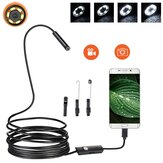 5.5mm Lens USB Borescope Snake Inspection Camera Android Mobile Phone 10m/5m/2m/1m Soft Wire