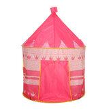 IPree® Enfants Jouent Tente Pliante De Stockage Enfants Maison Playhouse Palace Château