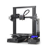 Creality 3D® Ender-3 DIY 3D Printer Kit 220x220x250mm حجم الطباعة مع القوة استئناف وظيفة / V-Slot مع POM Wheel / 1.75mm 0.4mm Nozzle