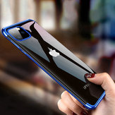 Baseus Luxury Plating Ultra Thin Transparent Soft TPU Protective Case for iPhone 11 Pro Max 6.5 inch