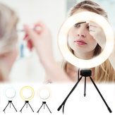 Photographie LED Selfie Ring Light 260MM Dimmable Camera Phon