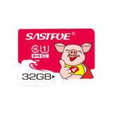 SASTFOE Year of the Pig Edición limitada U1 32GB TF Tarjeta de memoria