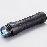 SKILHUNT® M200 XP-L 1100LM High Power Dual Group Mode USB Rechargeable EDC LED Flashlight IPX8 18650 Flashlight