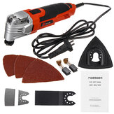 720W 220V Oscillating Multi-Tool 6 Variable Speed Swing Tool Set Cutting Machine Oscillating Tools