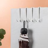 Jordan & Judy 2PCS Ev Mutfak Kapı Tutacağı Askı Asma Kat Kancaları Çekmece Dolabı Havlu