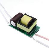 4 W 5 W 6 W 4-6 W LED Driver Input AC 85-265 V naar DC 12 V-24 V Ingebouwde Drive Voeding Verlichting voor DIY LED Lampen